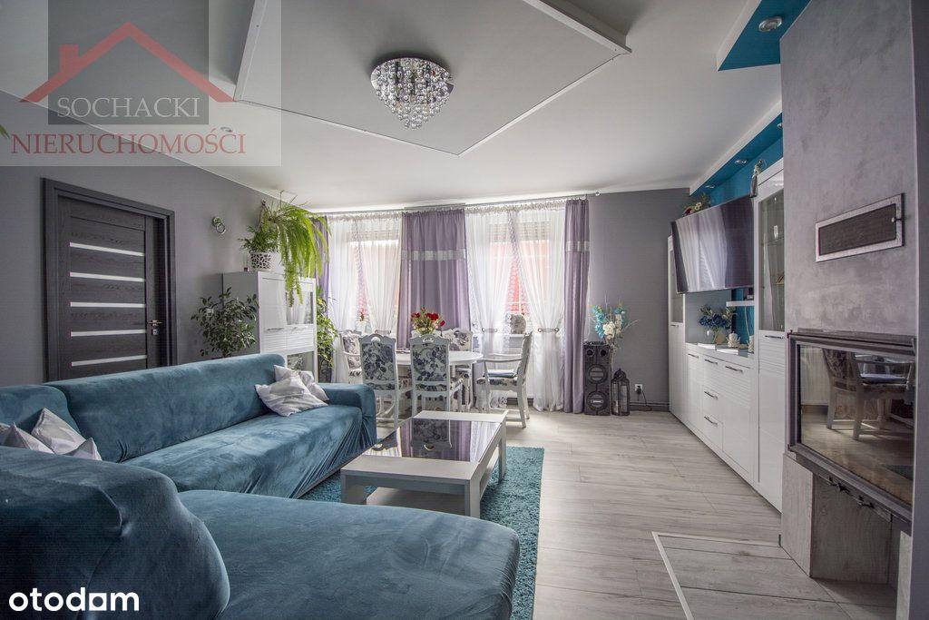 5 pokojowe mieszkanie z ogrodem