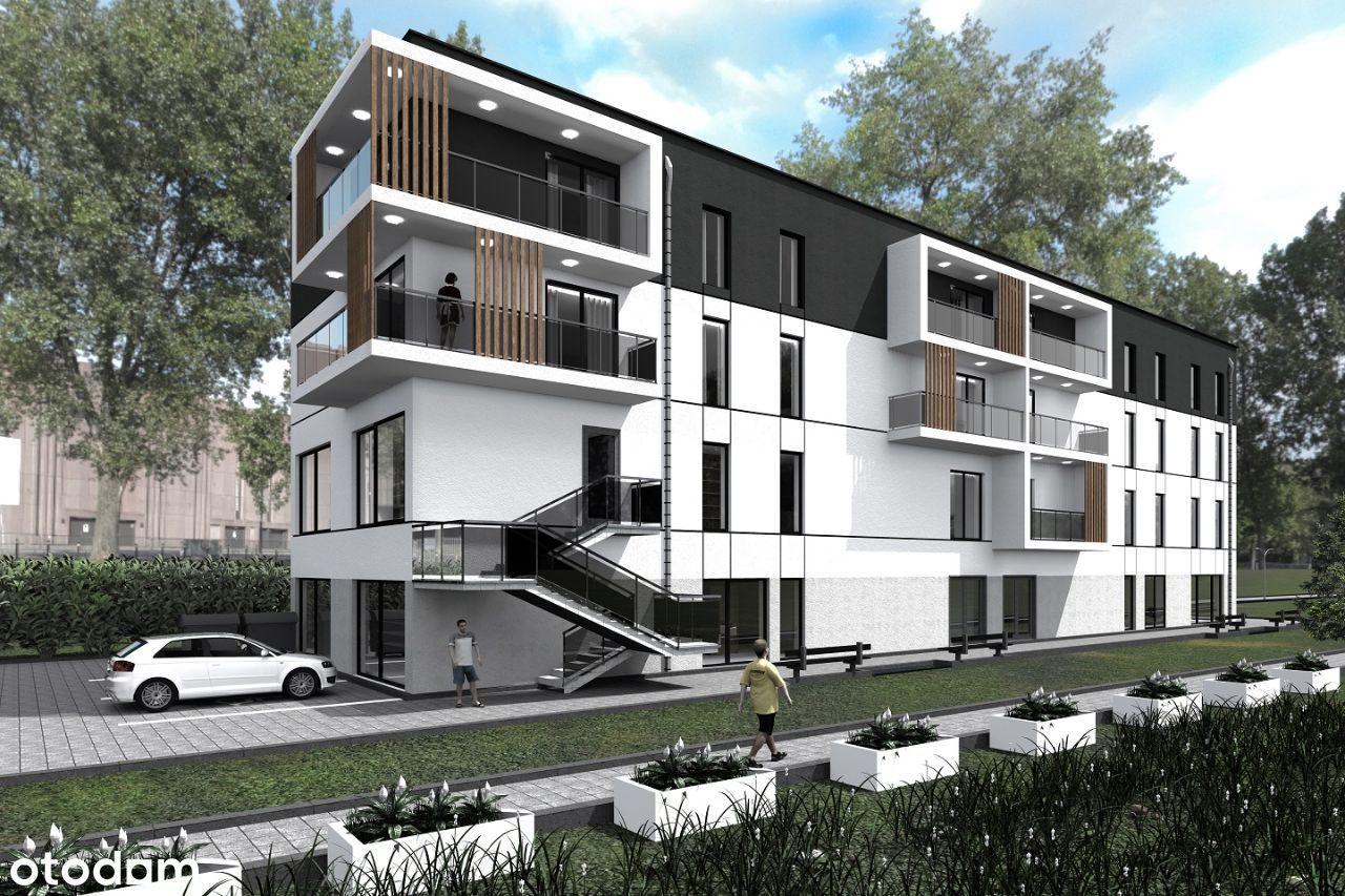 Mieszkanie 3 pokojowe Modern Home Aleja Parkowa