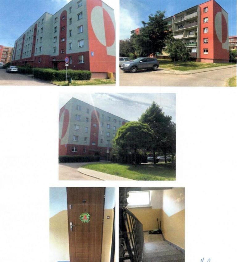 Mieszkanie, 33,30 m², Mława