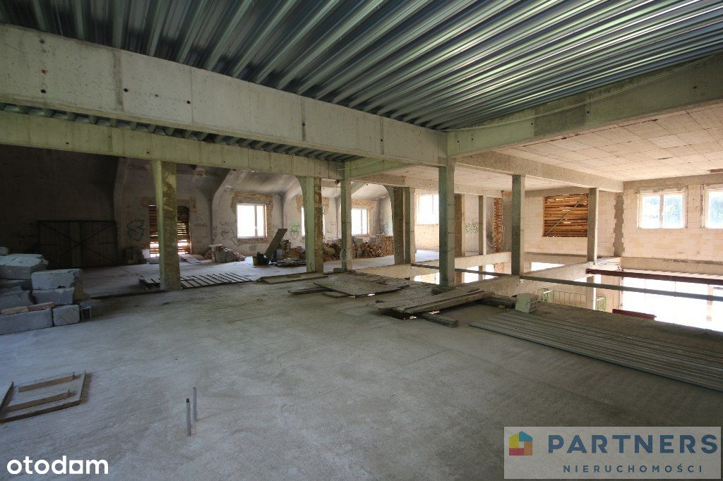 Hala/Magazyn, 1 348,40 m², Wałbrzych