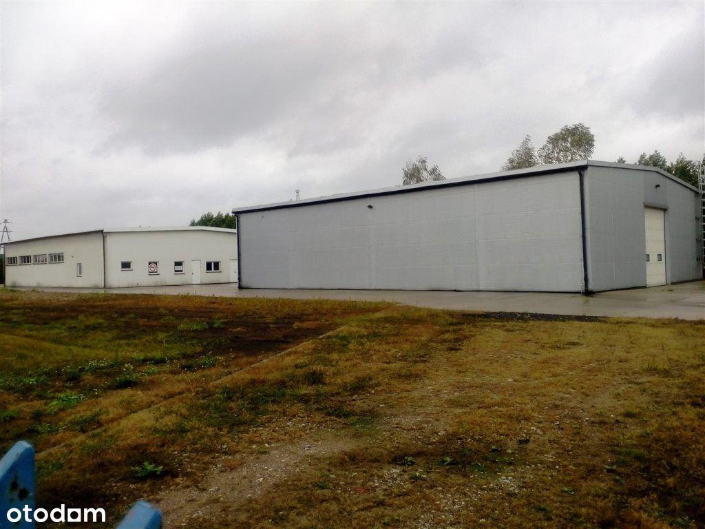 Hala/Magazyn, 1 041 m², Ryczywół