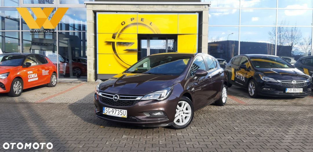 Opel Astra Enjoy 1.4 Turbo 125KM Krajowy F VAT23% Od dealera! - 1