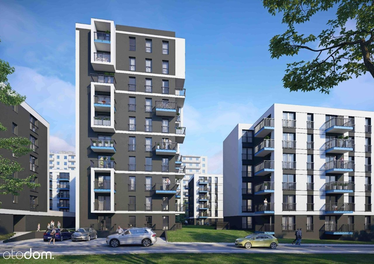 Osiedle Przy Sarniej nowa inwestycja Łódź