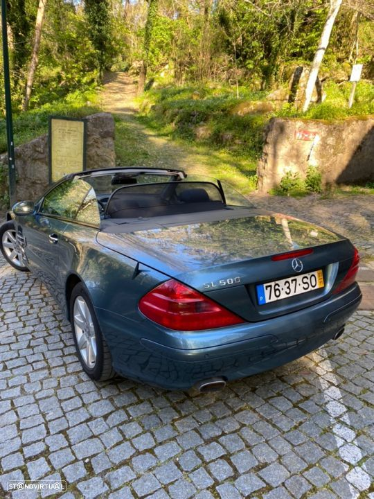 Mercedes-Benz SL 500 - 4
