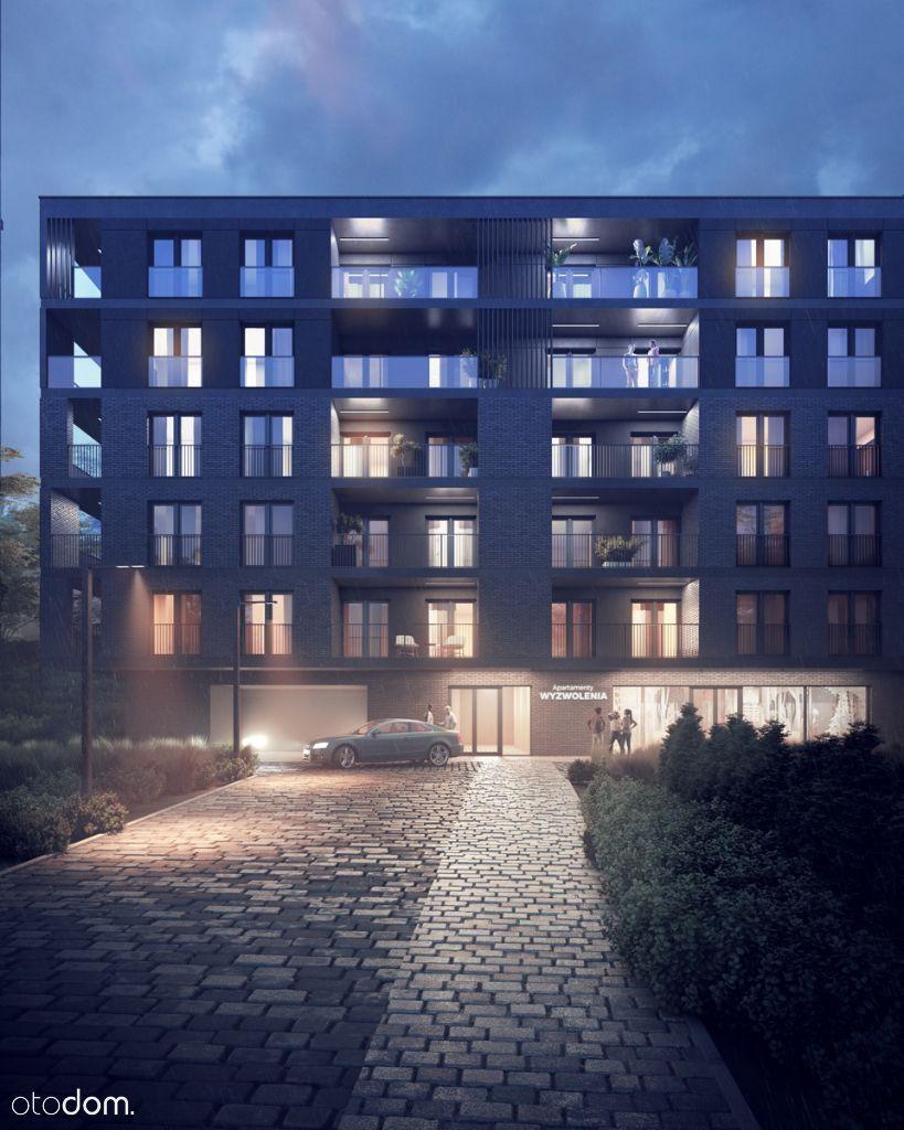 Apartamenty Wyzwolenia | funkcjonalny apartament