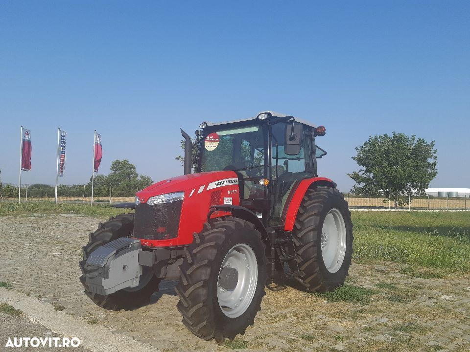 Massey Ferguson 6713 MR GLOBAL EUROLINE - 3