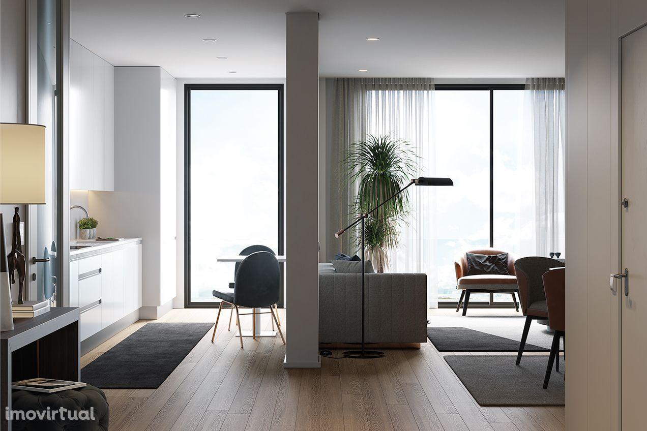 Apartamento T3.