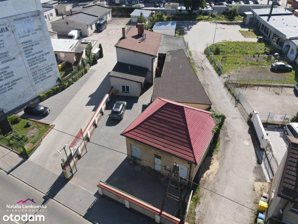 Lokal użytkowy, 390 m², Grudziądz