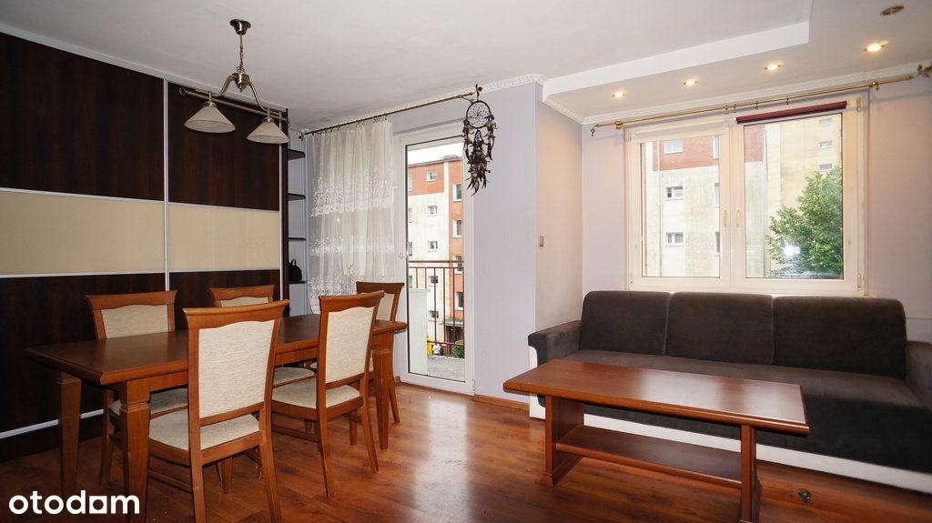 2-pokojowe mieszkanie z balkonem i m. postojowym