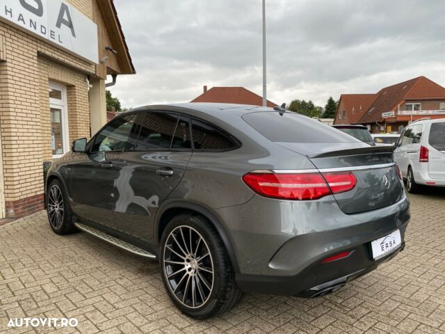 Mercedes-Benz GLE Coupe - 6