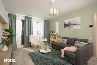 Apartament de 3 CAMERE in GREENFIELD!