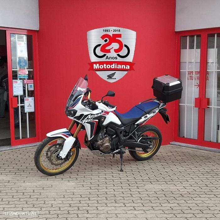 Honda Africa Twin CRF1000L1 ABS - 1