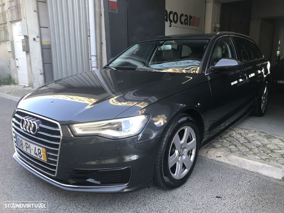 Audi A6 Avant 2.0 TDi Business Line Advance - 1