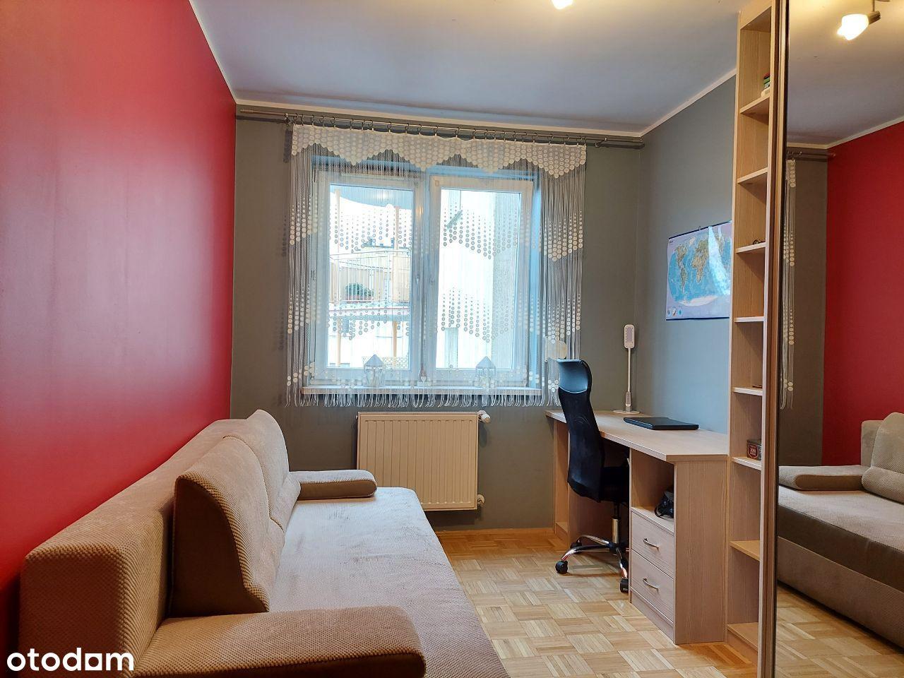 Mieszkanie 61.87 m2 z podziemnym m. garażowy