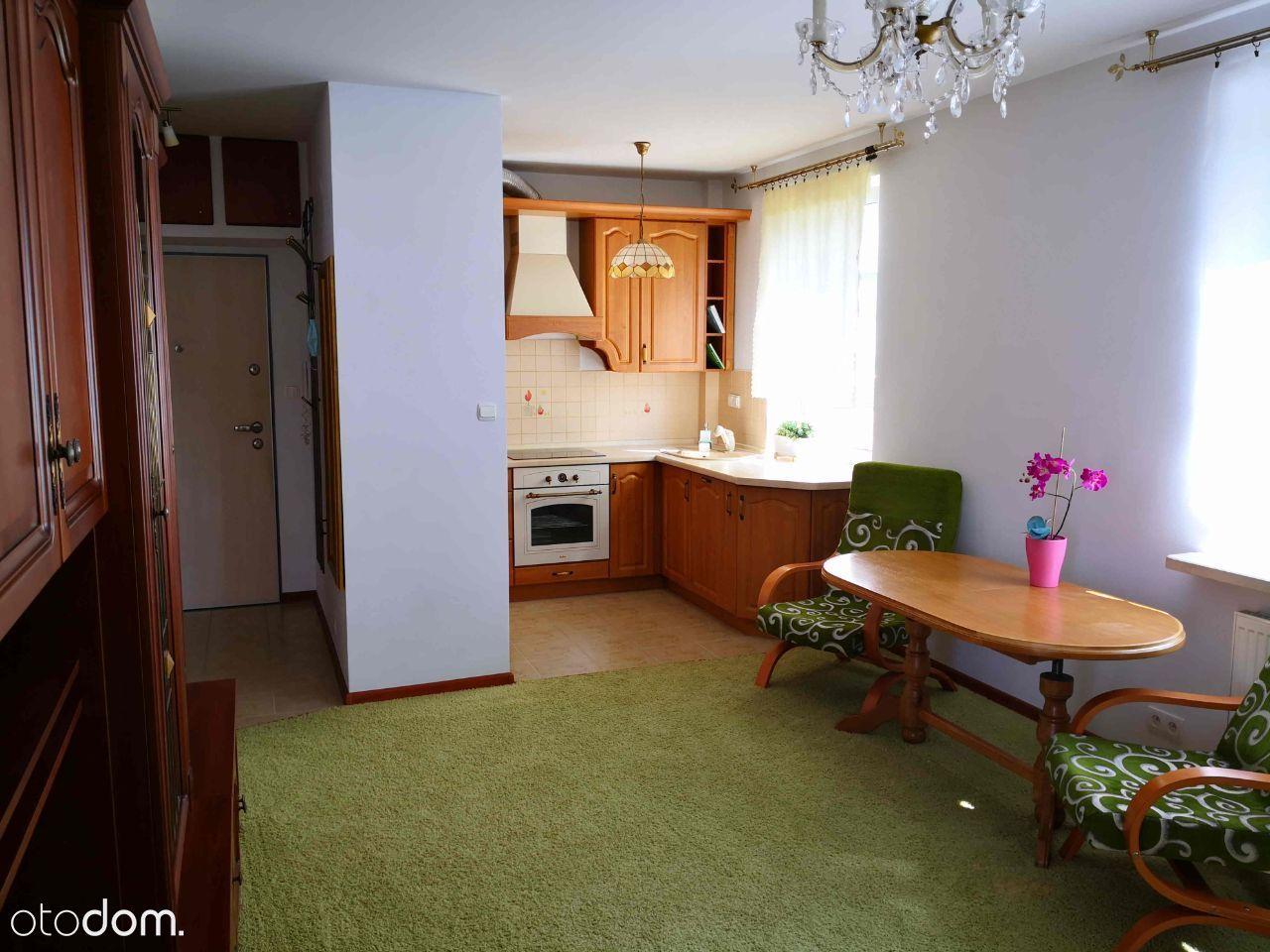 Bezpośrednio 2 pokoje (45m2) + garaż, Ursynów