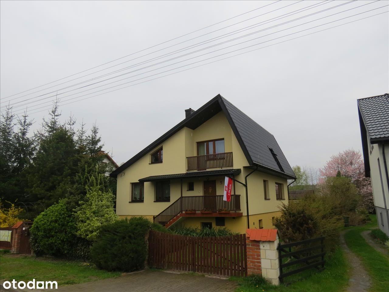 Dom na Pojezierzu Łęczyńsko-Włodawskim
