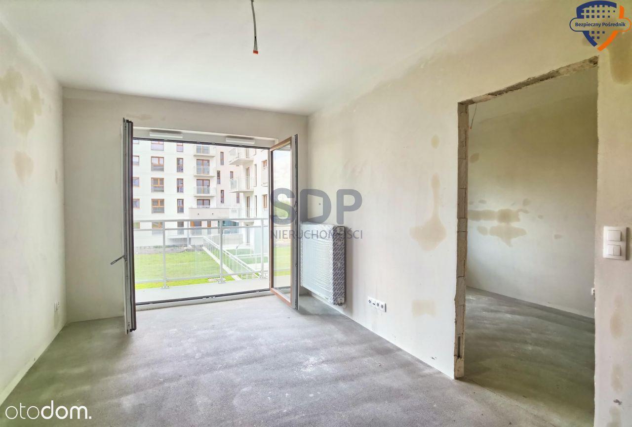 2 pokoje/balkon/prestiżowa inwestycja
