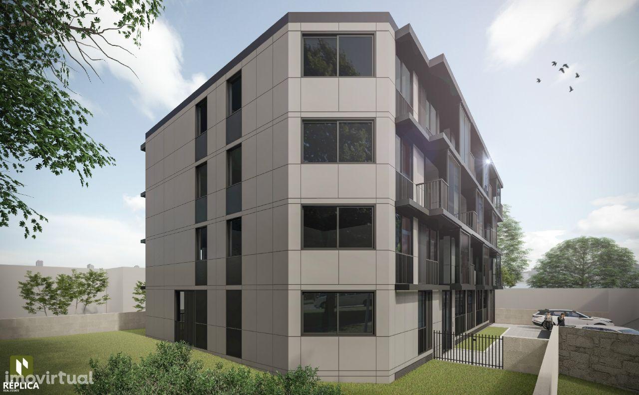 Apartamento T1 Novo no Porto, Bom Sucesso