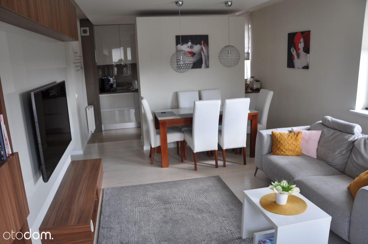 Mieszkanie 73m wysoki standard umeblowane I piętro