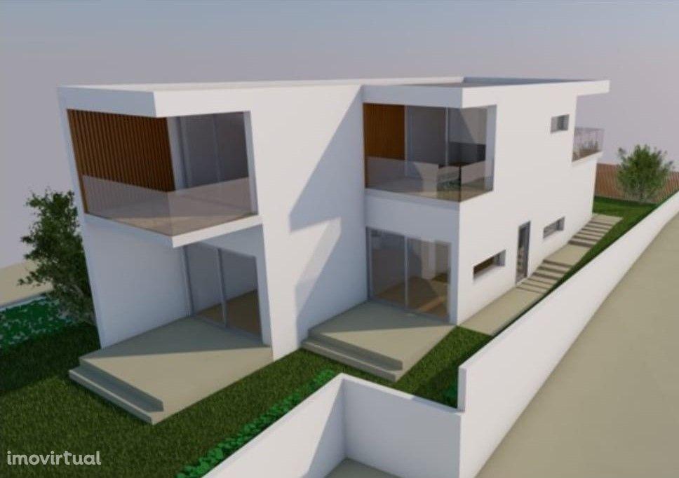 Moradia T4 arquitectura contemporânea em Cascais