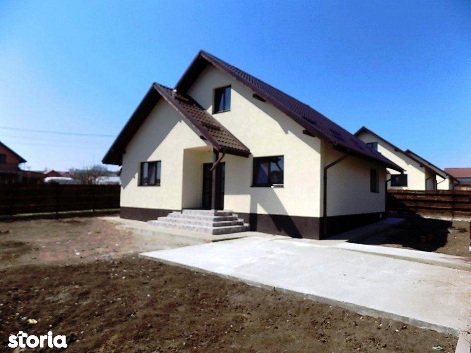 Casa individuala 3 camere P+M Horpaz!