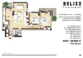 Apartament Nou 3 Camere Pantelimon Cernica
