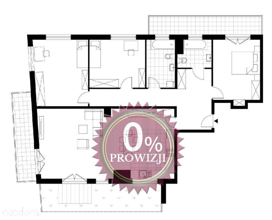 Nowy Apartament 4-Pok, Ostatnie Piętro!