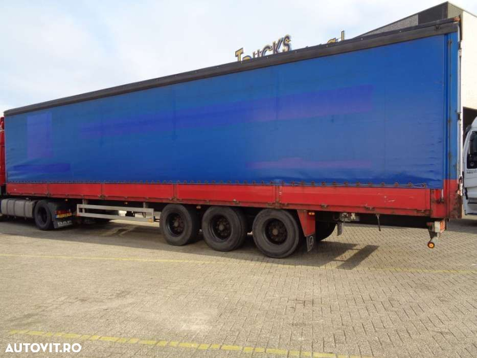 Pacton 3 Axle + 3 In stock - 3