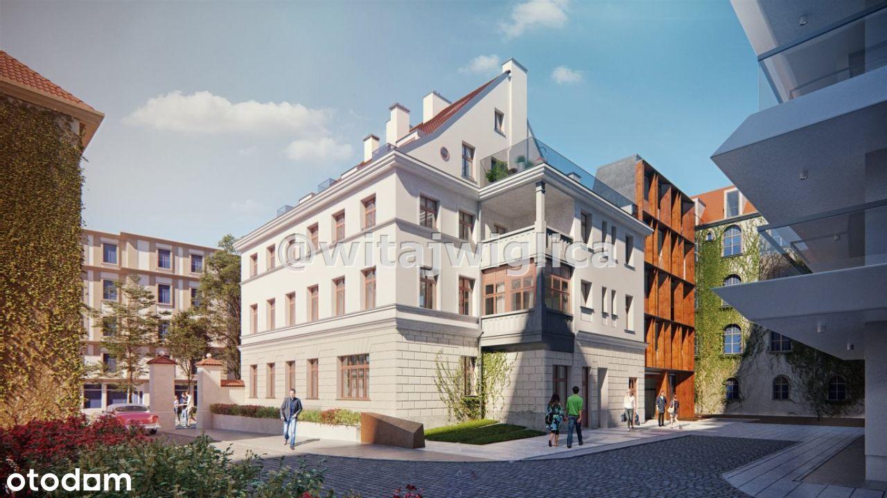 Kamienice Księcia Witolda - spacer 3D