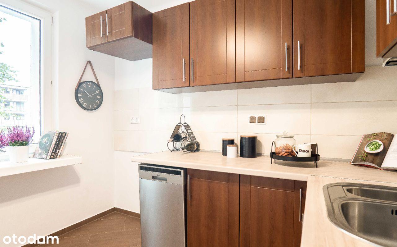 Przytulne 2-pokoje z osobną kuchnią na I piętrze