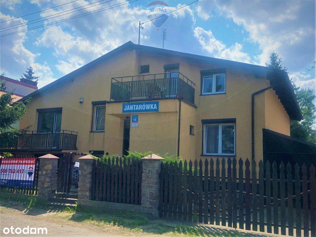 Pensjonat Jantarówka 800 metrów od morza