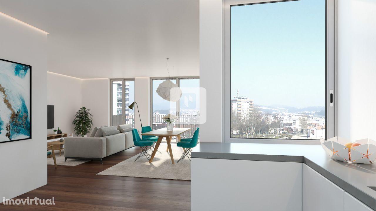 Apartamento T1 à Praça Mouzinho de Albuquerque - Boavista - Porto
