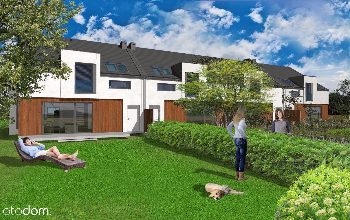 Nowoczesny i energooszczędny dom