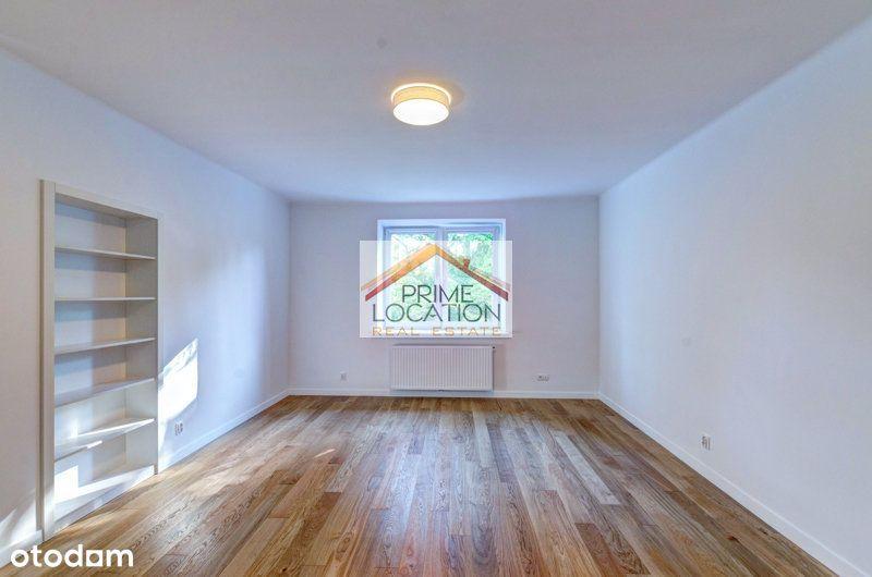 2 pokoje / piętro willi / ogródek