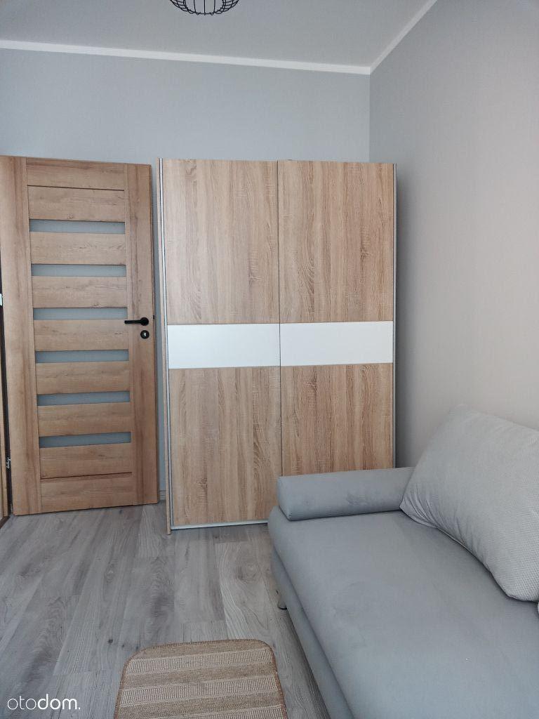 NOWE mieszkanie 43m2 sypialnia+ salon. Pogoń