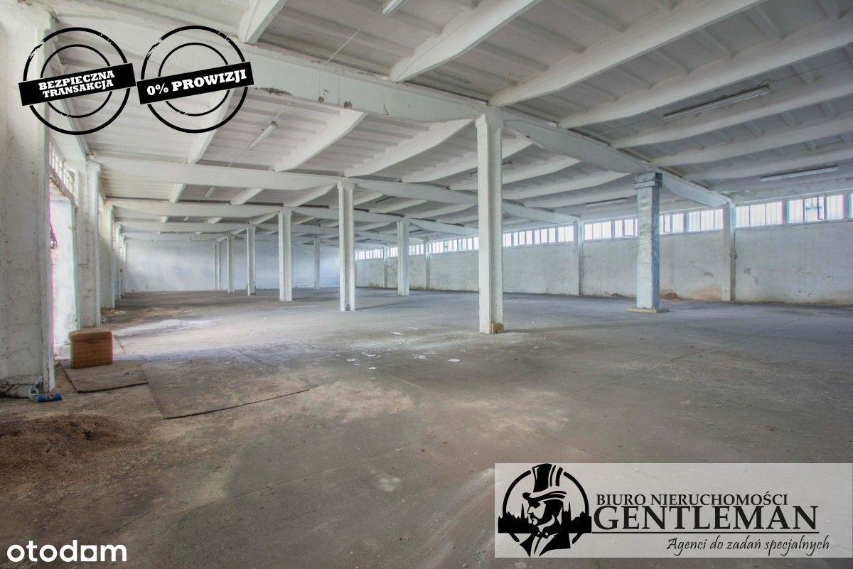 Magazyn 410 m2 na Nabrzeżu Przemysłowym