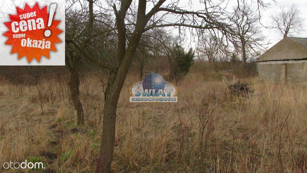 Choszczno okolica działka uzbrojona