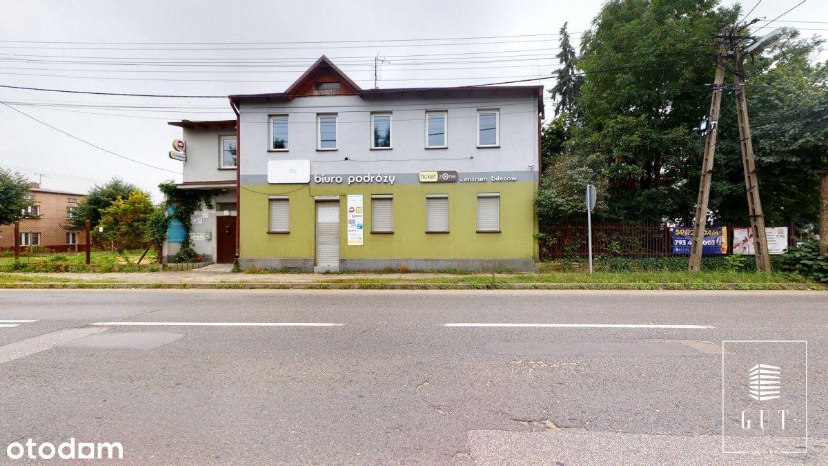 Budynek mieszkalno-usługowy. Gotowiec inwestycyjny