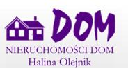 Nieruchomości  DOM Halina Olejnik
