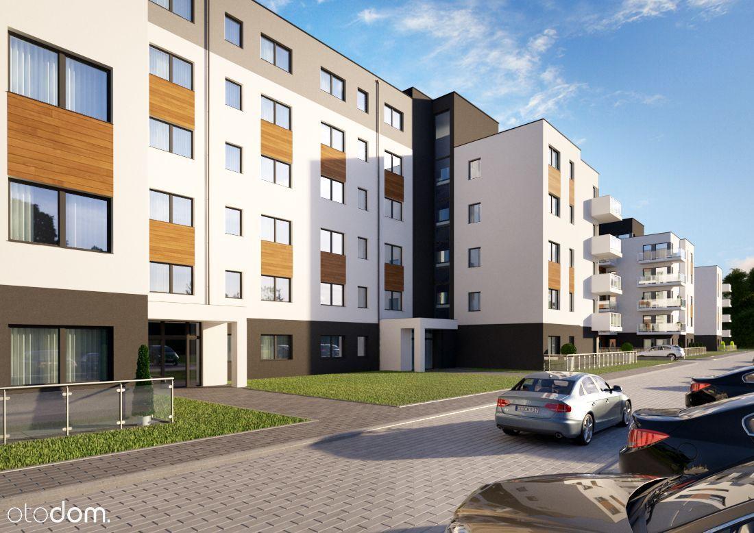 Wygodne mieszkanie z balkonem i garderobą M1.9