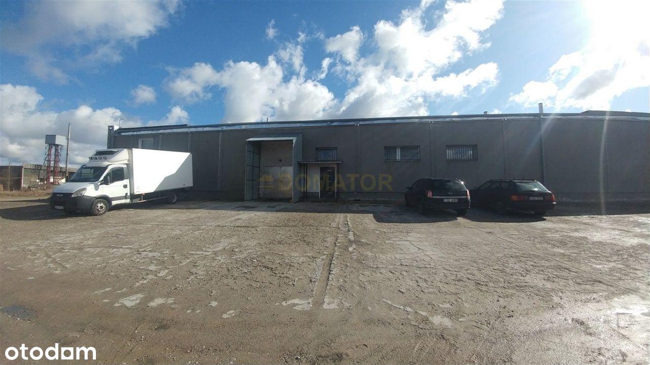 Budynek produkcyjno-magazynowy na gruncie 1,5 ha