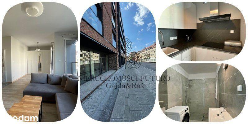 Przestronny apartament 43 m2 z tarasem M postojowe