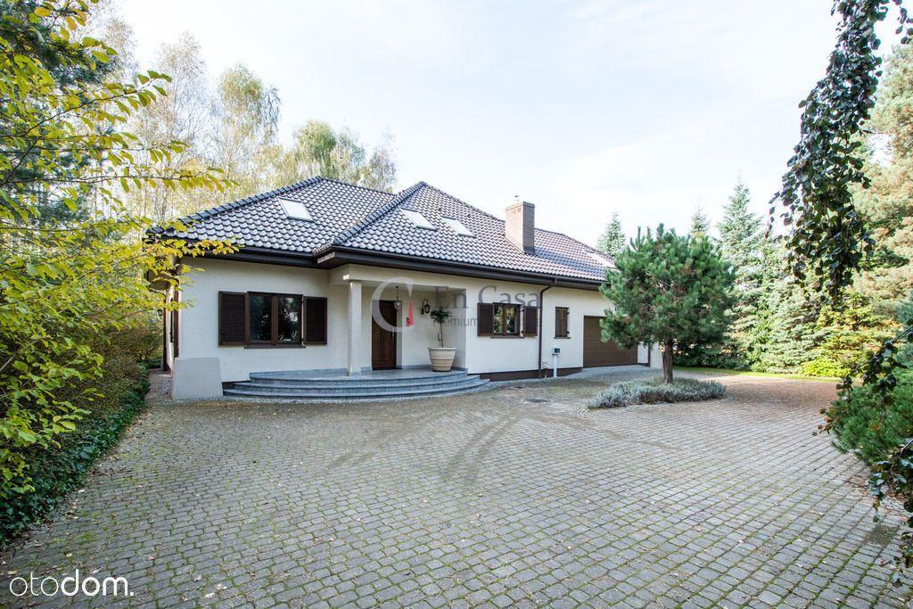 Dom w wysokim standardzie, spokojna okolica