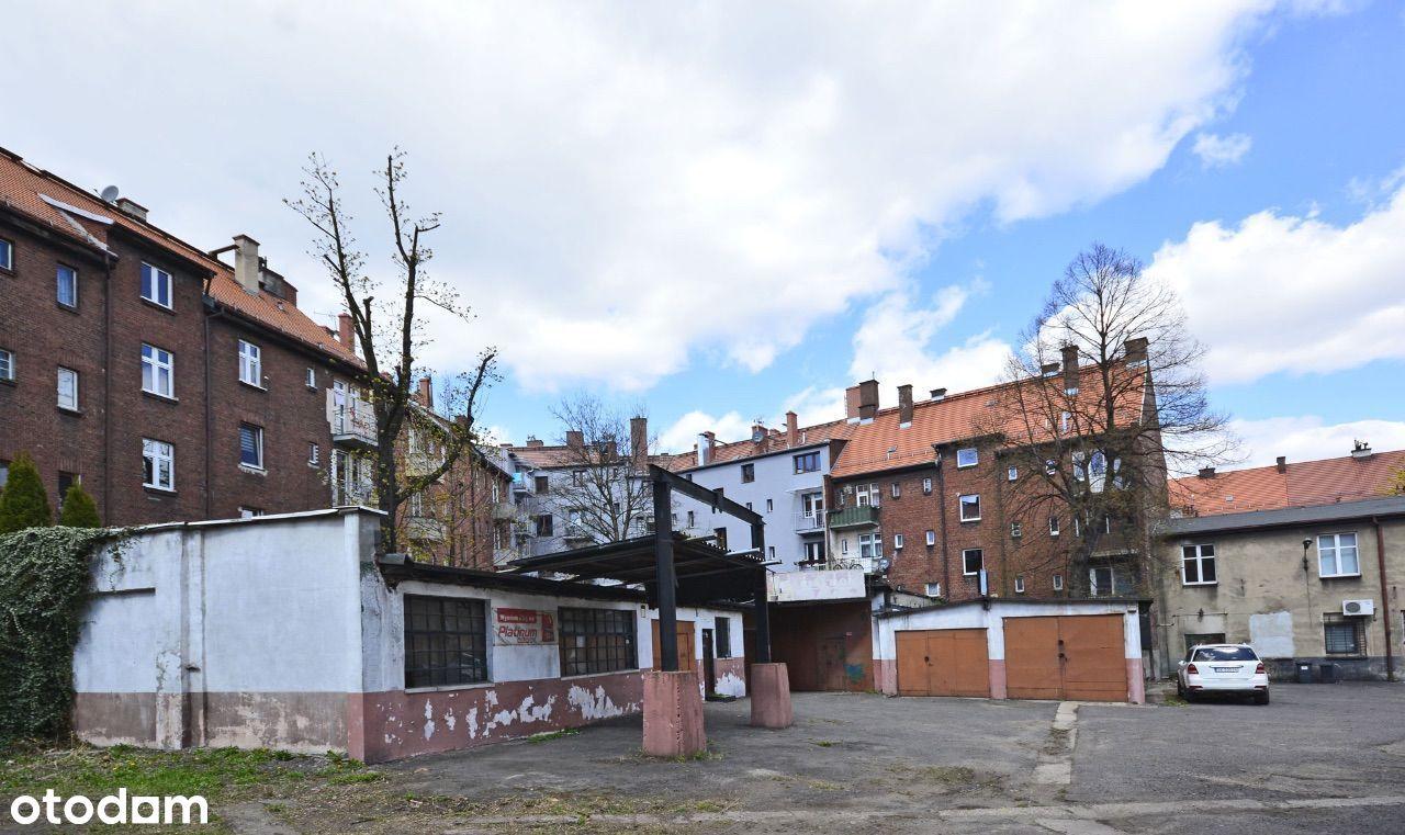 Budynek gospodarczy - dwa pomieszczenia