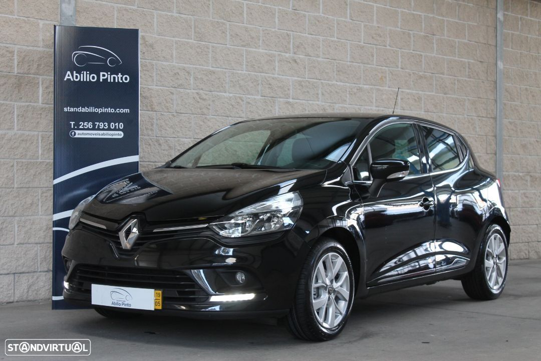 Renault Clio 1.5 dCi Limited - 4
