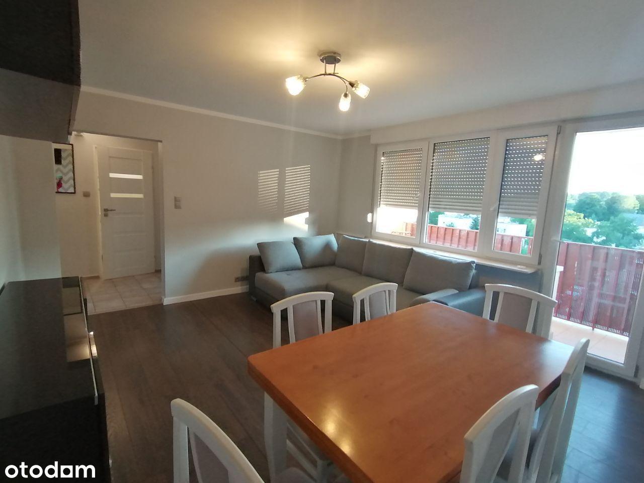 Mieszkanie 3 pokoje na sprzedaż z umeblowaniem