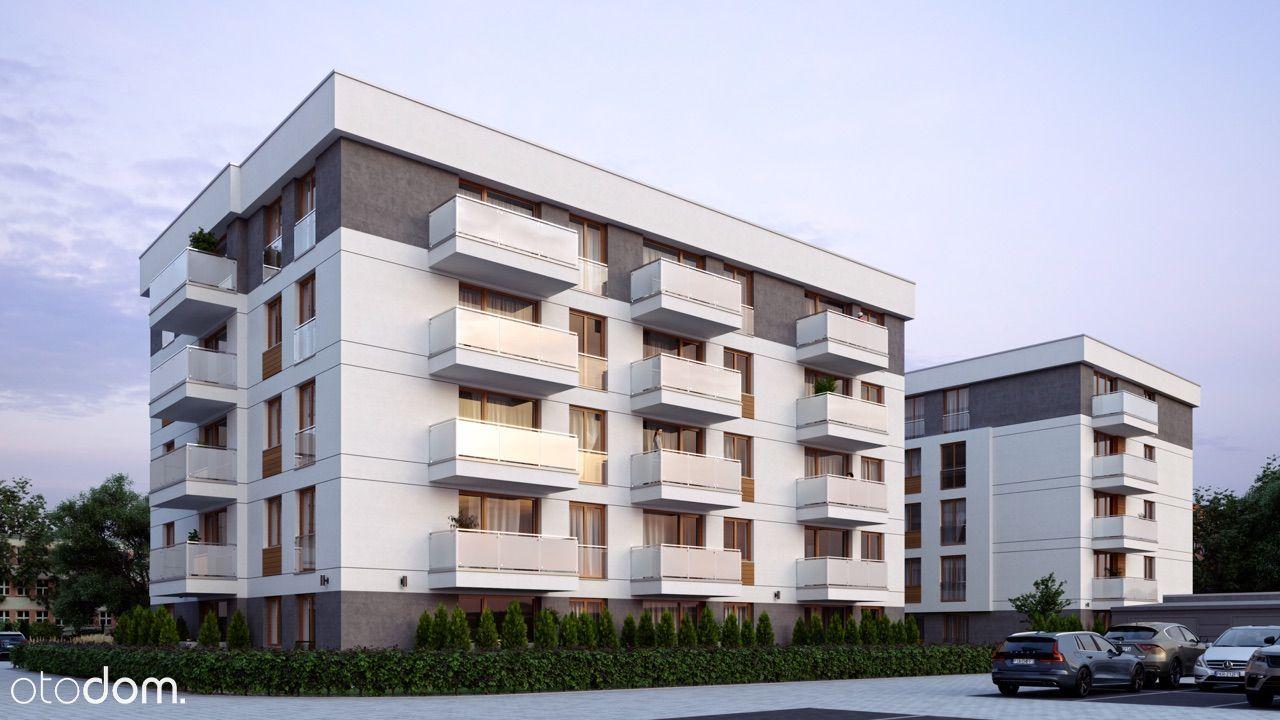 mieszkanie 51,3m2 3-pokoje Apartamenty SOHO Kożmin