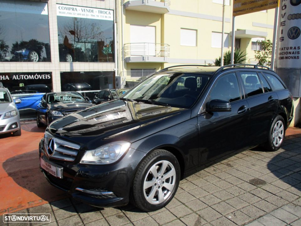 Mercedes-Benz C 200 CDi Classic BE Aut. - 1