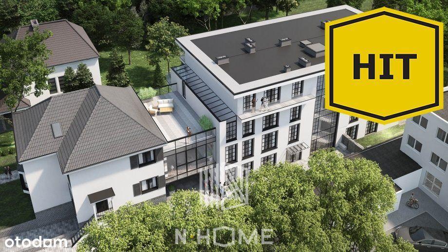 Niska Zabudowa - Apartament Na Najwyższym Piętrze