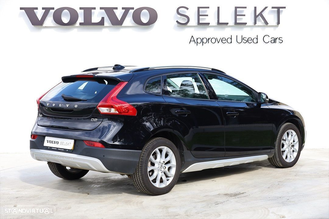 Volvo V40 Cross Country 2.0 D2 Plus - 16